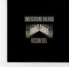(DJ224) Underground Railroad, Russian Doll - 2011 DJ CD