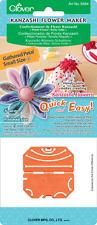 Clover Kanzashi Flower Maker-Gathered Petal -Small Size