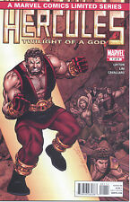 Hercules: Twilight of a God #1-4 (VF/NM 1st prints) (Complete Limited Series)