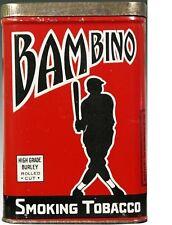 "TIN SIGN"" Bambino Tobacco"" Pipe  Deco  Garage Wall Decor"