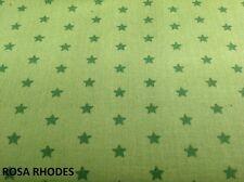 2864 Moda 100/% Algodón Retazos De Tela-Estrellas