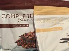 Complete Juice Plus 2 Shake Cioccolato e Vaniglia