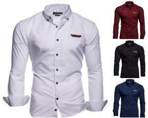 kayhan herren hemd business freizeit hochzeit hemden slim fit s m l xl xxl