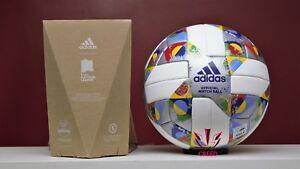 NEW OFFICIAL ADIDAS MATCH BALL UEFA NATIONS LEAGUE 2018 FOOTBALL BALLON FOOTGOLF