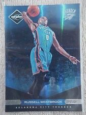 RUSSELL WESTBROOK 2011-12 PANINI LIMITED SILVER SPOTLIGHT CARD #33 13/49