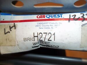 Drum Brake Self Adjuster Repair Kit Rear Right fits 04-09  CARQUEST  H2721