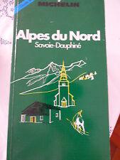 guide vert michelin alpes du nord savoie dauphine 1992