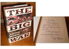 Signed/Inscribed First Edition ~ The Big War by Anton Myrer, 1957, In Love & War
