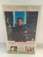 VHS Big Box Ex Rental Tape The Time Guardian Guild Home Video Carrie Fisher