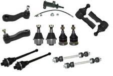 13 Pcs Front Suspension & Steering Kit Silverado HD Suburban Sierra HD Yukon H2