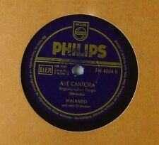 "10"" gomme laque-Malanda-Mental Mente/ave Cantora-a197-Washed & Cleaned"