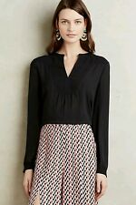 NEW Anthropologie Telma Blouseby HD in Paris $88.00 Size 6P
