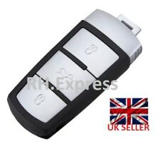 3 Botón Llave Apertura sin Llave Mando Carcasa Para VW Passat Cc Magotan A69