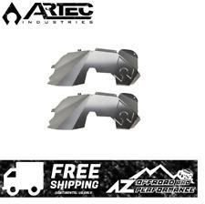 ARTEC Solid Front Aluminum Inner Fender Kit 07-18 Jeep Wrangler JK JKU JK2107