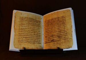 Papyrus 66 Manuscript, Facsimile