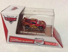 Disney Pixar Cars Lightning McQueen Limited Edition  Display Case COLLECTOR GIFT
