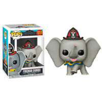 "DISNEY DUMBO FIREMAN DUMBO 3.75"" POP VINYL FIGURE FUNKO 511 IN STOCK"