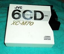 Jvc Xc-M70 6 Cd Magazine With Box For Home And Car Cd Changers Lots Of 3