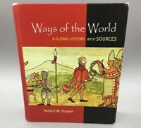 Ways of the World: A Brief Global History with Sources - Fast Free Shipping Q01