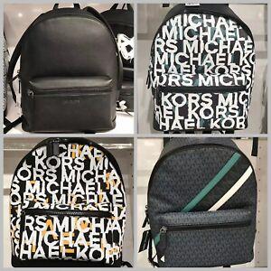 New Michael Kors Cooper Large Men's Backpack $548