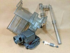 Vintage Whisper 6025 Power Filter Junior Parts or Repair