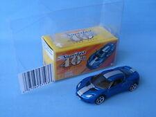 Matchbox Lotus Evora Blue Body English Sports Toy Model Car 70mm Long 40th