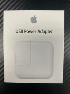 OEM Authentic 12W USB Power Adapter Wall Charger for Apple iPad Air 1 2 3 4