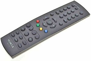 Replacement Remote Control For Humax HD-HDCI5000, FOXSATHD, RM106 - Brand New