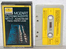 MC MOZART FLÖTENKONZERTE - Auréle Nicolet, Flöte