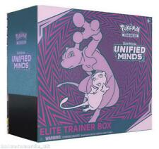 Pokemon TCG: Sun & Moon: Unified Minds Elite Trainer Box :: Brand New And Sealed