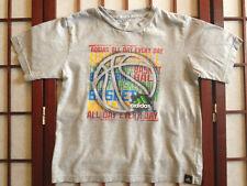 Adidas Gray Graphic Short Sleeve Tee Shirt Boys Sze S Cotton Garment Apparel