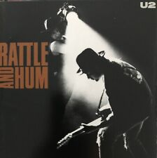 U2 RATTLE AND HUM CD ISLAND USA WEA 1988 PRESSING