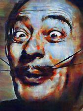 SALVADORE DALI ARTIST SUREALIST WHACKY ART PRINT POSTER OIL PAINTING LFF0171