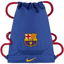 Nike Fc Barcelona 2016 - 2017 Soccer Shoe Sack Gym Pack Fitness Bag Brand New