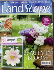 LANDSCAPE MAGAZINE MAY 2020 ~ NEW WITH FREE SEEDS ~