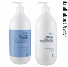 RPR Fix My Frizz Smoothing Shampoo & Conditioner Litres with Pumps