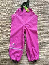 CeLaVi.  Regenhose. Matchhose. pink. Gr.98/104.  NEU NEU NEU