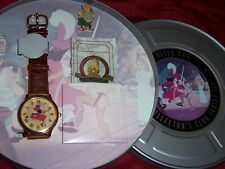 DISNEY Watch Collector Club PETER PAN Limited Edition Series III 715/7500