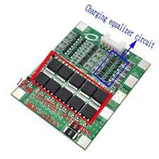 4S 30A 14.8V Li-ion Lithium 18650 Battery BMS PCB Protection Board Cell  New