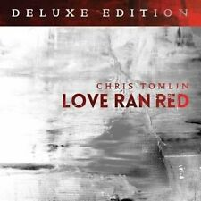 Love Ran Red [Deluxe Edition] by Chris Tomlin (CD, 2014, 2 Discs, Six Steps Records)