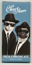 Blues Brothers parody Choc Stars - Pets Rock Milk Chocolate Candy 2014 Dog Cat