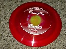 New Innova Disc Golf Champion Shryke Idye - 175g
