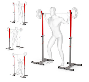 Fully Adjustable Ksport RACK For 280Kg With Belay  Cage Weightlifting Crossfit