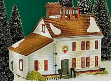 Dept 56 Ne Village 'Jeremiah Brewster House' *Retired * *Nib* 56568