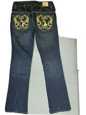 Babyphat Dark Blue Slim Leg Bootcut W 27 L 32