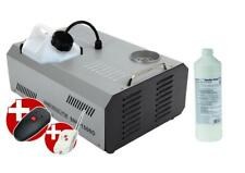 1500W DMX VERTIKAL NEBELMASCHINE DISCO NEBEL EFFEKT FOG MACHINE 1 L FLUID SET