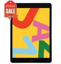 Apple iPad 7th Gen. 32GB, Wi-Fi, 10.2 in - Space Gray - GREAT (R-D)