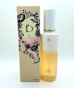 Shiseido Benefique Lotion III - 6.7 oz - BNIB