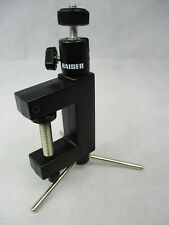 Kaiser Camera Tripod Stand Clamp Pocket Size Fully Adjustable Mount