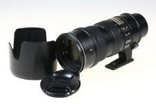 NIKON AF-S 70-200mm f/2,8 G ED VR - SNr: 208213